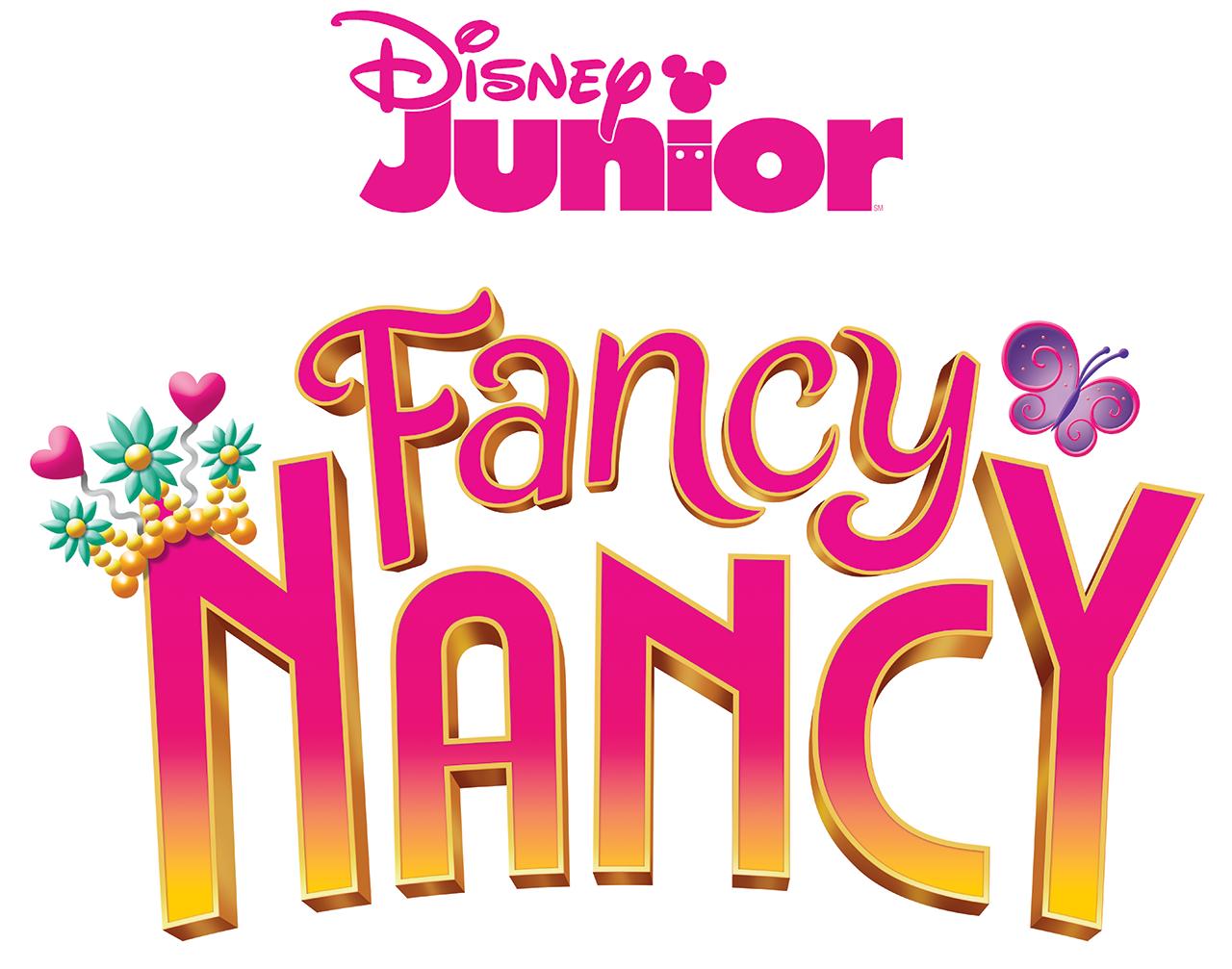 Disney Fancy Nancy